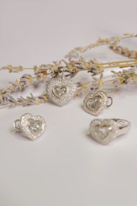 Chopard Heart Diamond Set