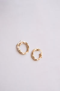 Givenchy Hoop Earrings