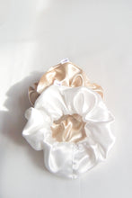 Load image into Gallery viewer, Oversized Silk Scrunchie Set of 2