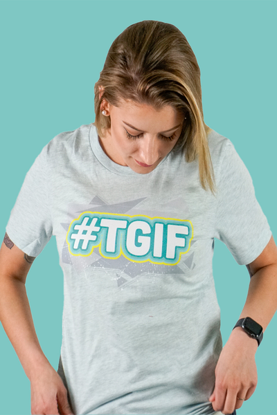 #TGIF T-Shirt - Simply Unique Clothing Co.