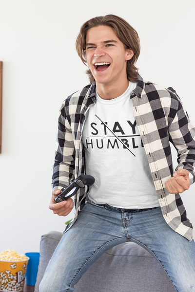 Stay Humble T-Shirt - Simply Unique Clothing Co.