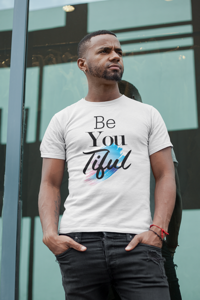 Be YOU tiful T-Shirt - Simply Unique Clothing Co.