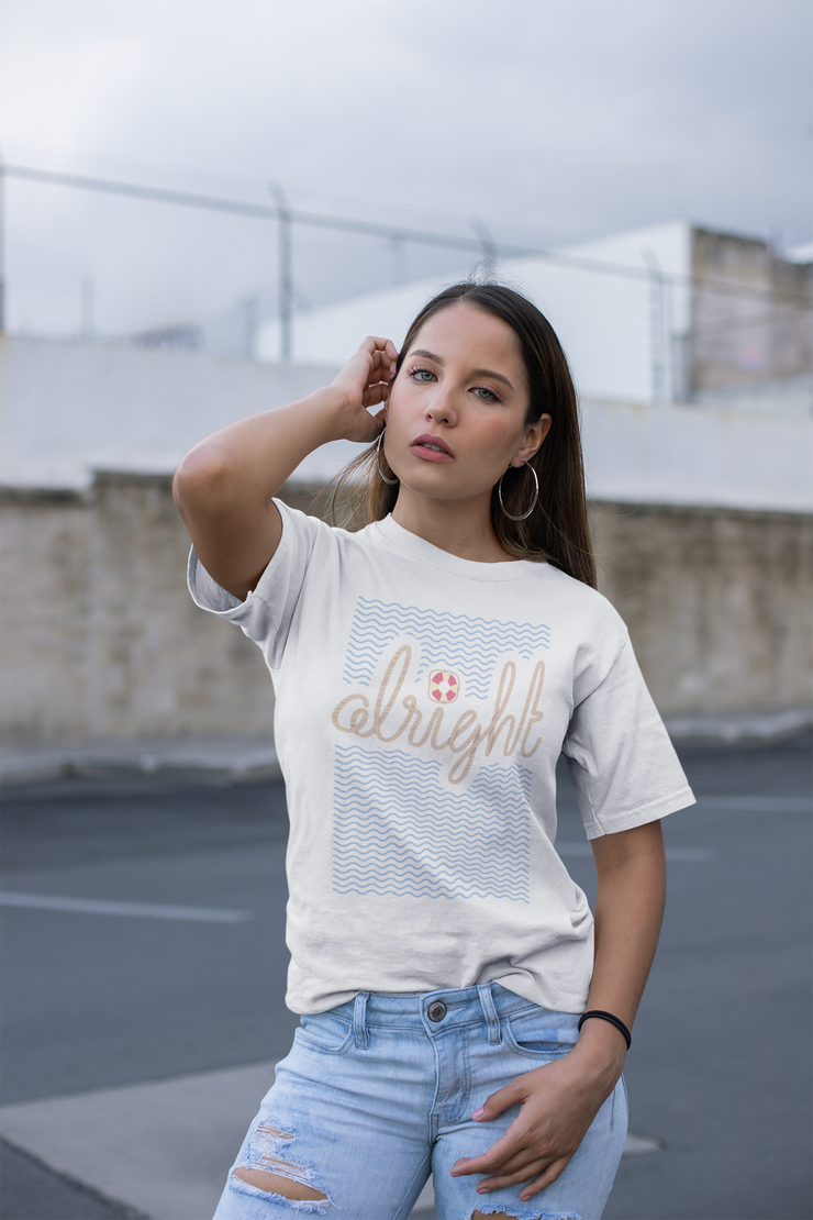 Alright T-Shirt - Simply Unique Clothing Co.