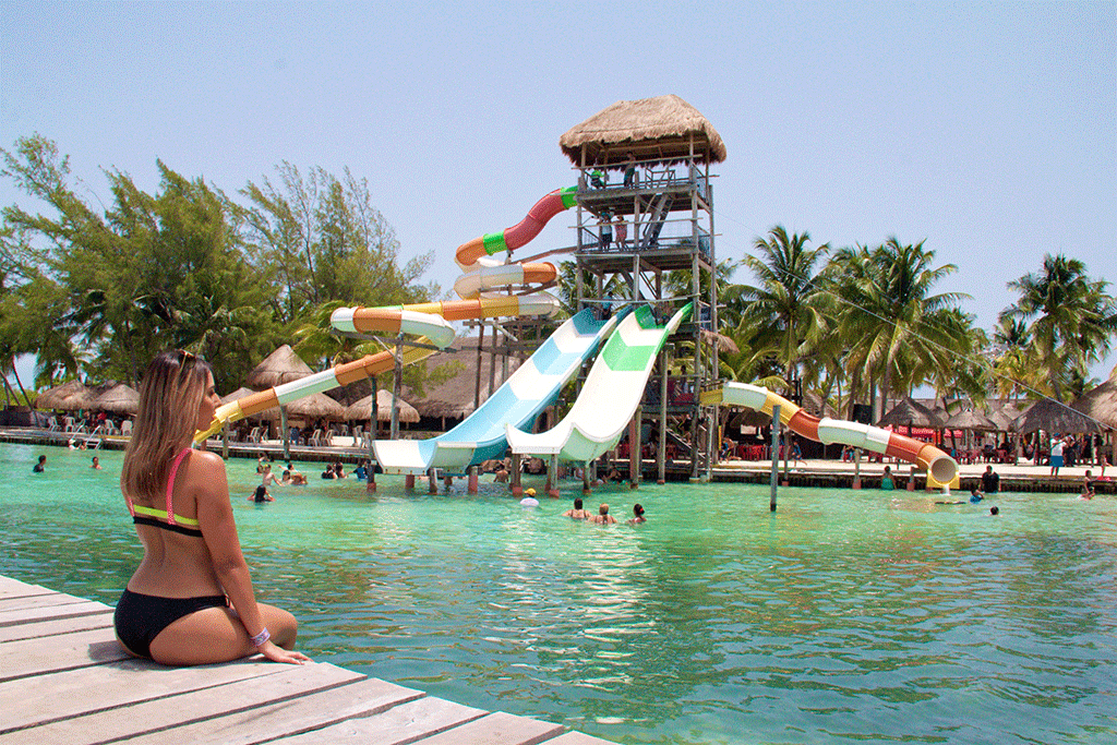 EXPERIENCIA AQUATIC FUNDAY PARK MARINSA