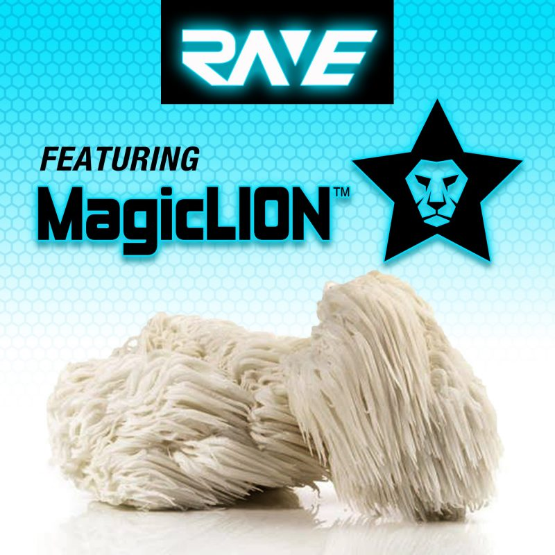 MagicLION™ – Natural Neurogenic & Nootropic