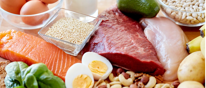5 Foods that Help You Build Muscle All the Time