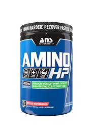 Maximize Your Workouts with New Amino HP