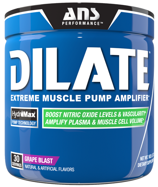 Dilate™ Pump Pre-workout