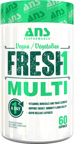FRESH1 Vegan Multivitamin