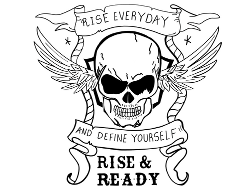 Rise & Ready Coffee Whole Bean Decaf