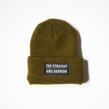 Load image into Gallery viewer, BOX LOGO BEANIE
