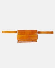 CAYCHO Fanny Pack Hand engraved by Peruvian Artisans - Siblings Army