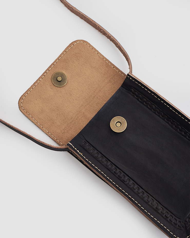 ANCASH neck carry-on everything wallet
