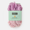 Clean Big Spa Sponges - Soft Grey / Beige