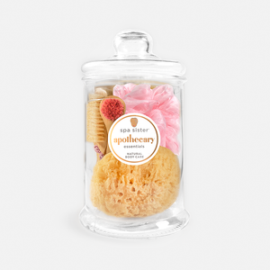 Apothecary Essentials Jar - Pink Set