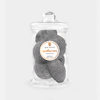 Charcoal Konjac Apothecary Set of 6