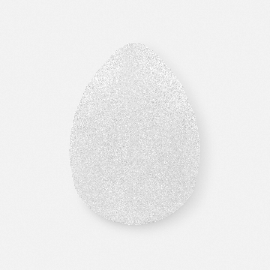 Duo Facial Smoothing Sponges - Teardrop