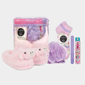 Deluxe Slipper Set - Little Piggy