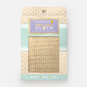 Sisal Bathing Cloth - BathAccessoriesWholesale