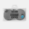 Well Groomed Deodorant Remover Sponges - Two Pack