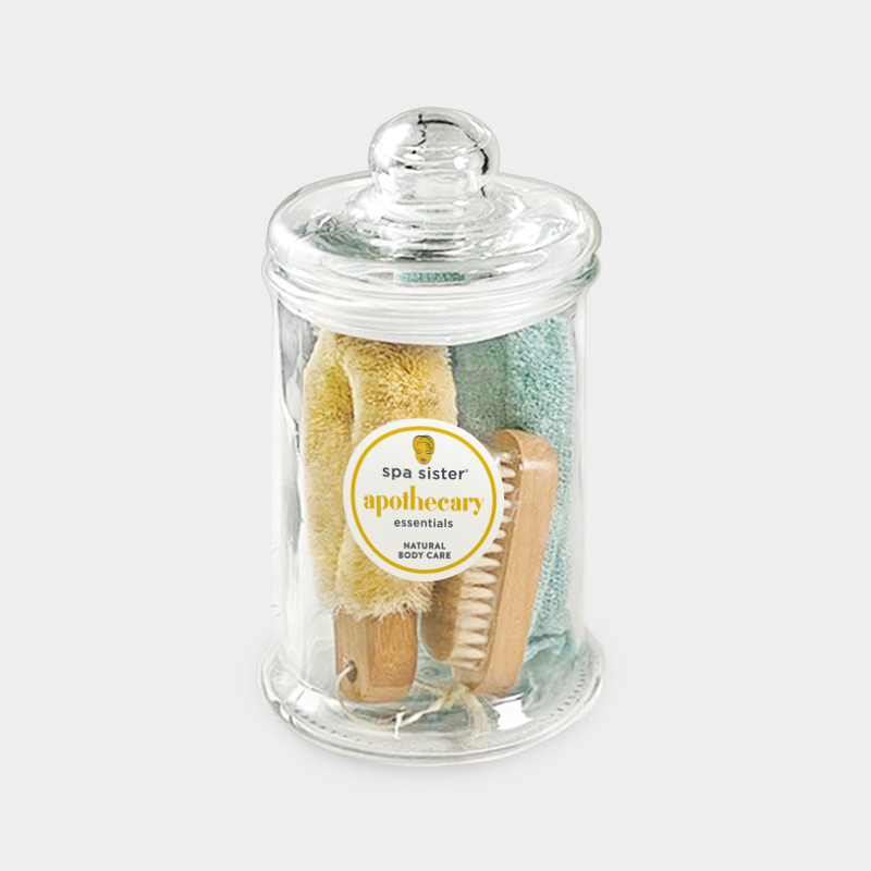 Apothecary Essentials Jar