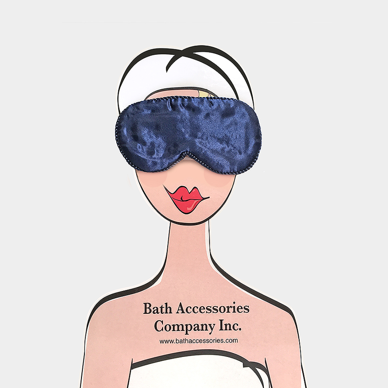 Spa Sister Merchandiser - Silk Sleep Mask