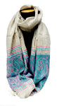 Fine Wool Scarf - Carolina