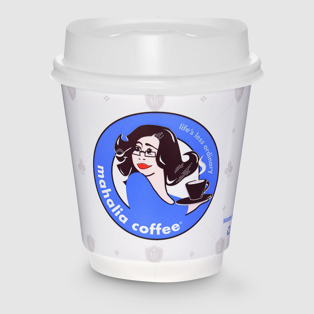 Mahalia Coffee Take Away Paper Cup 8oz