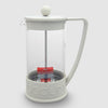 Bodum Brazil French Press 8 Cup in off white