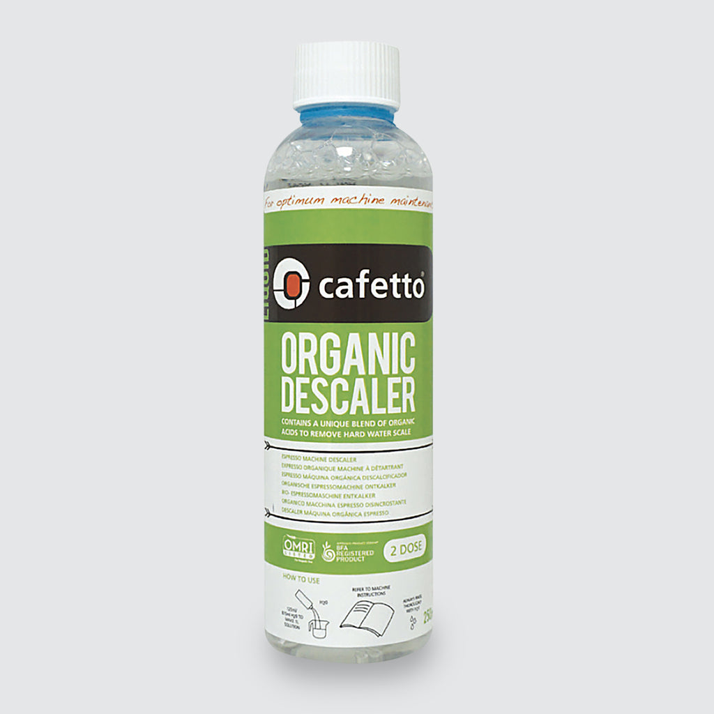 Organic Domestic Coffee Machine Liquid Descaler 250ml bottle