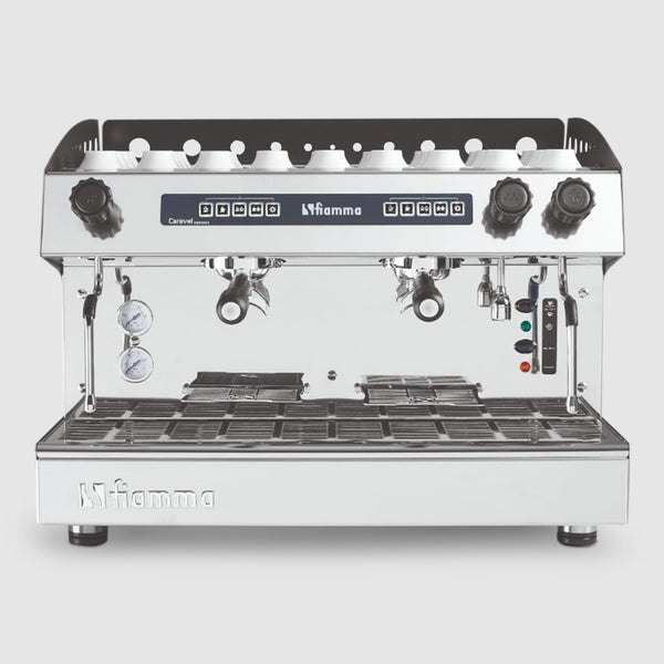 Fiamma Caravel Coffee Machine 2 group