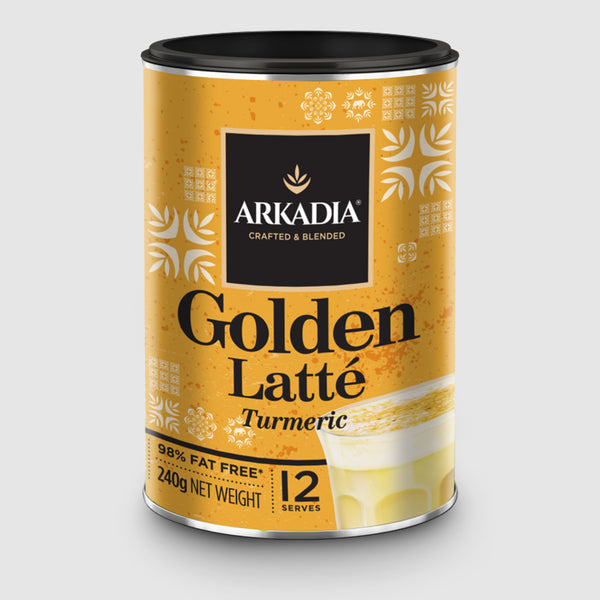 Arkadia Golden Chai Latte 240g