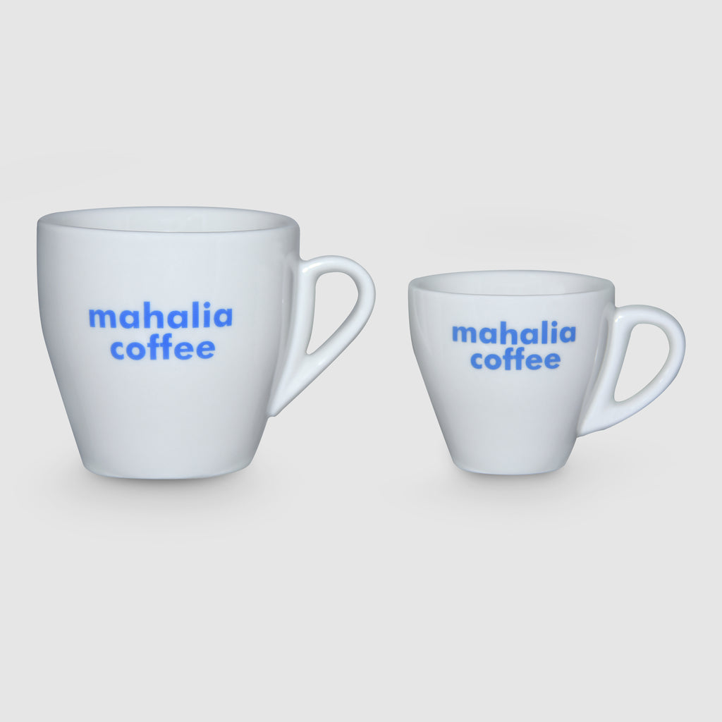 Mahalia Coffee Porcelain Cups