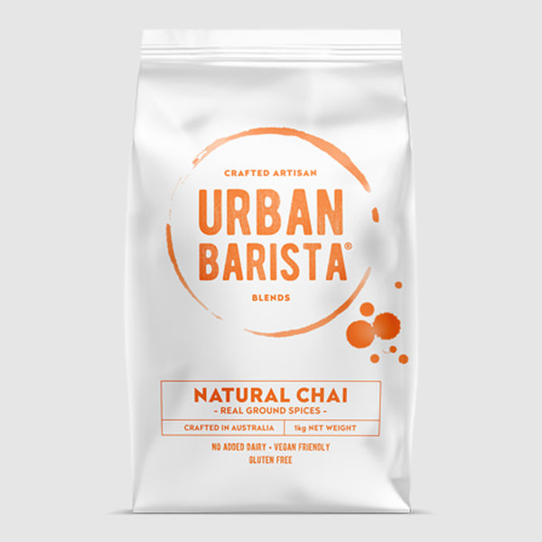 Urban Barista Natural Chai Latte 1kg
