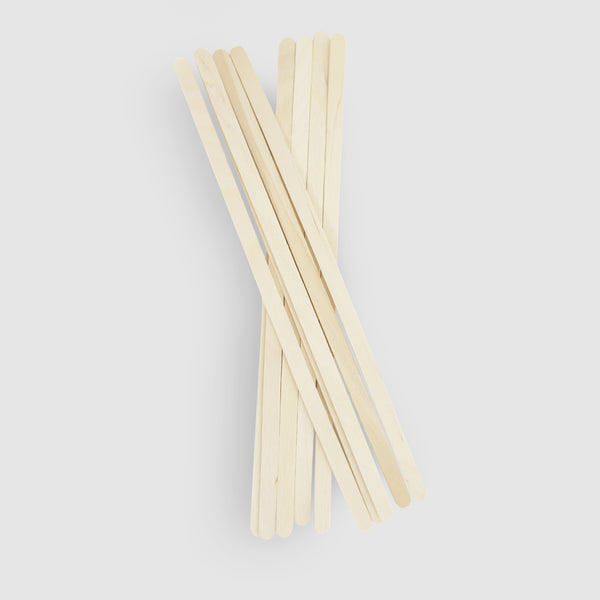 Wooden Coffee Stirrers Long - bag 2000