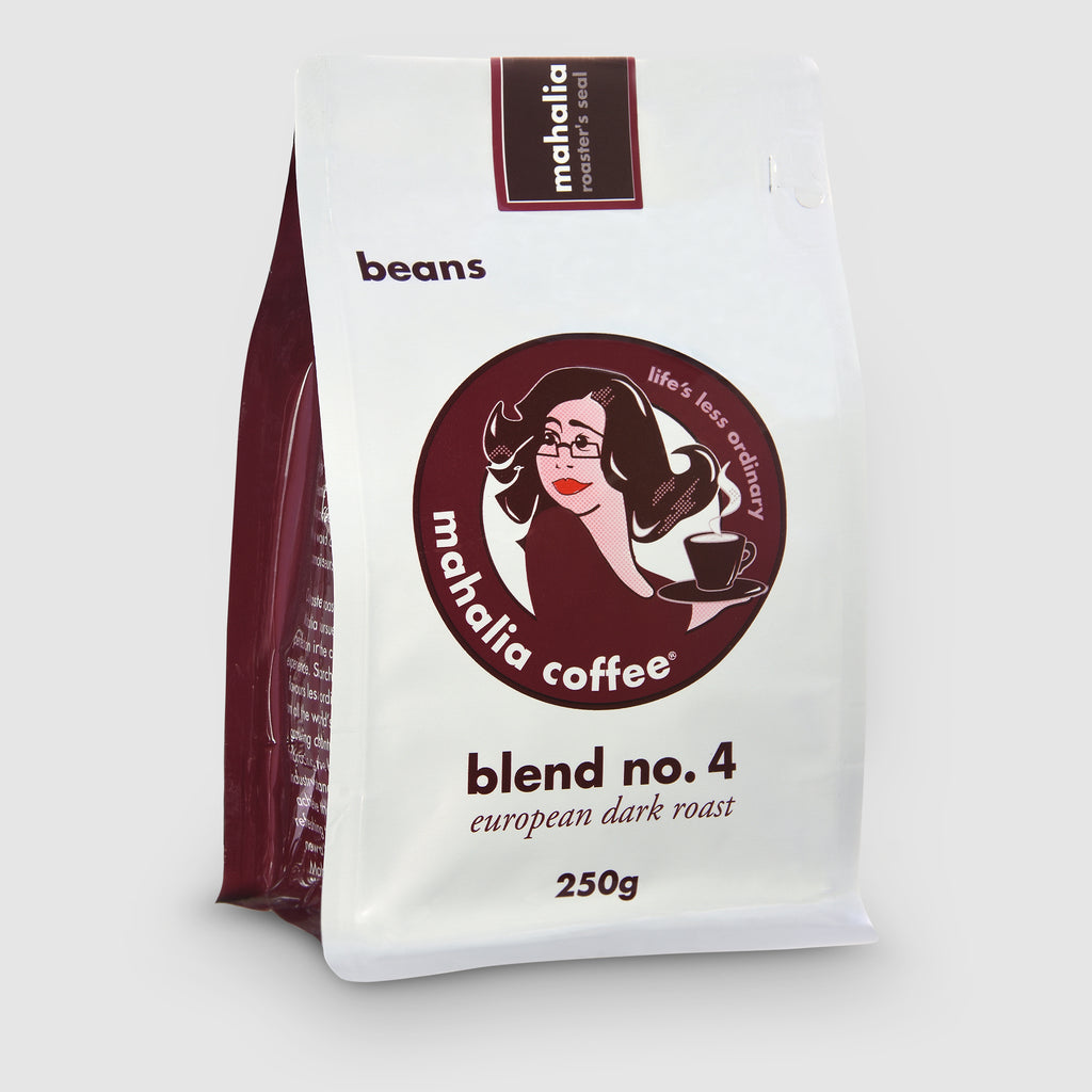 Blend 4 - European Dark Roast Specialty Coffee