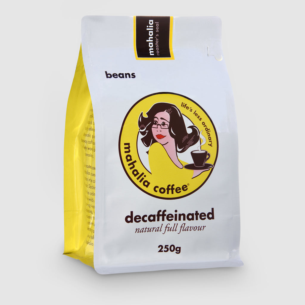 Mahalia Coffee Decaf Coffee Beans 250g