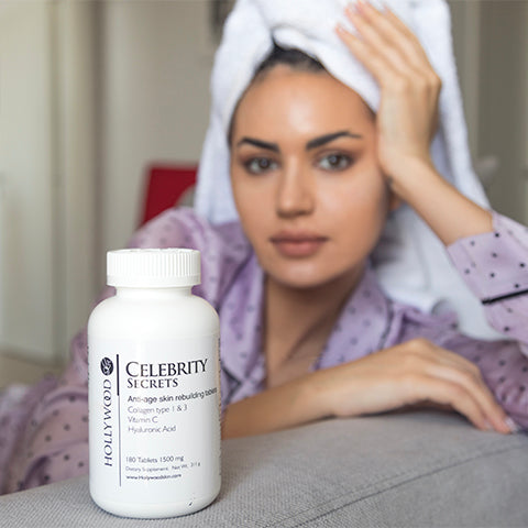 Celebrity Secrets Anti-Age Skin Rebuilding Tablets