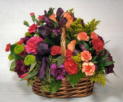 Brilliant Bloom Basket