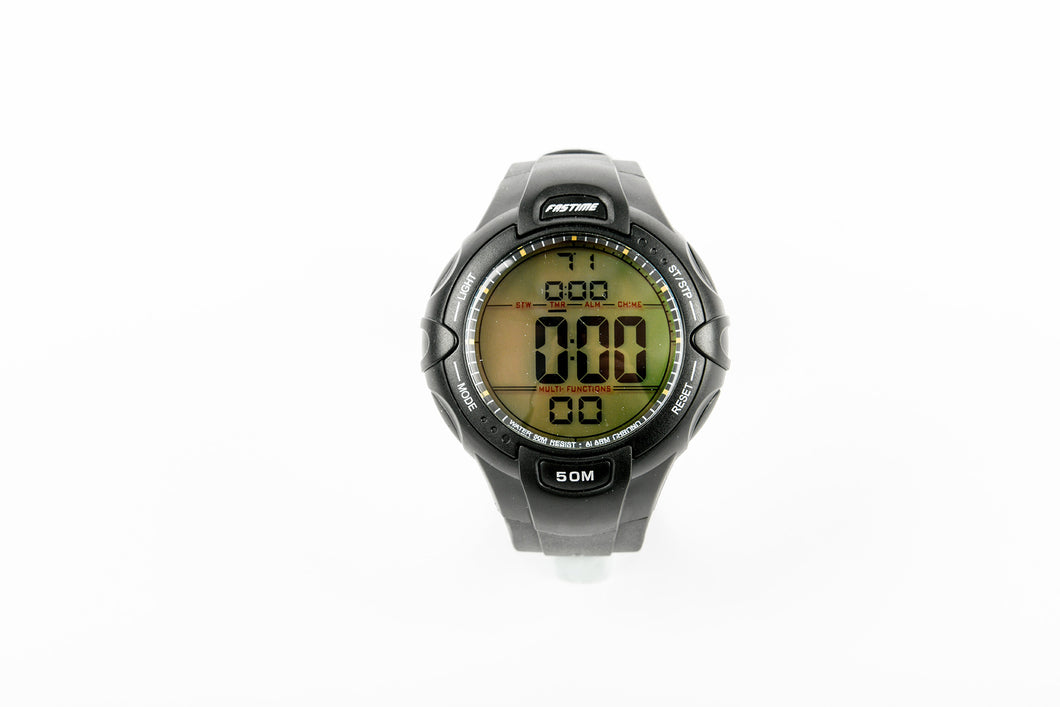 Fastime Sports Large Display Stopwatch