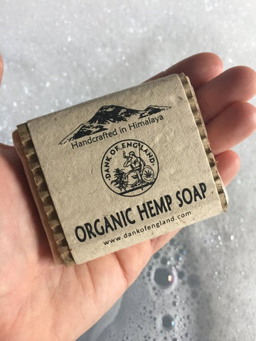 DOE Hemp Soap