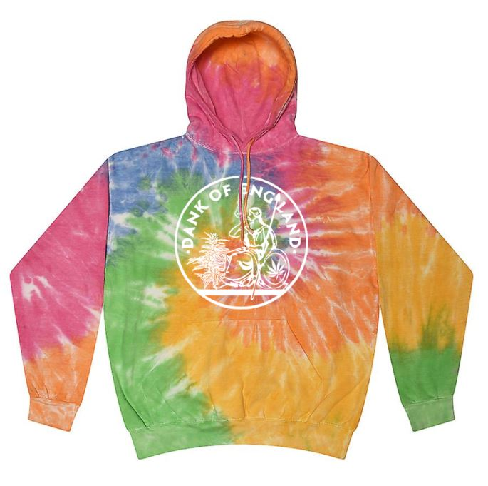 DOE OG HOODY TIE DYE ETERNITY