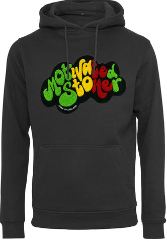 Motivated Stoner Patch Hoody