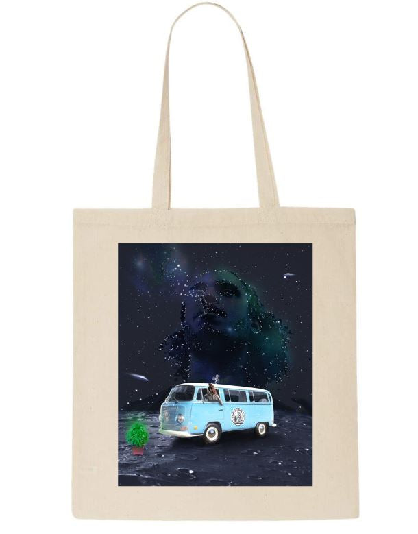 Tote Bag Campervan