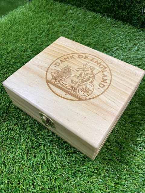 DOE Wooden Stash Box