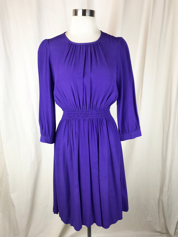Kate Spade Purple Dress