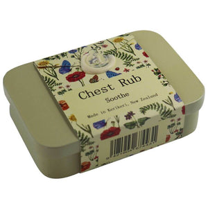 Baby Chest Rub & Storage Tin Set