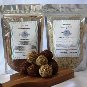 Lactation Bliss Ball Premix