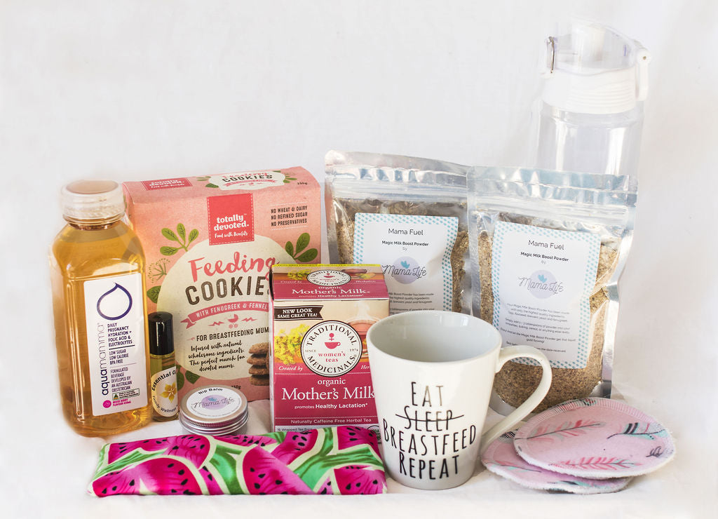 Ultimate Lactation Support Gift Box