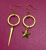 Wish Miss Match Earrings (2 designs)